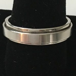 INOX Stainless Ring Size 11.5